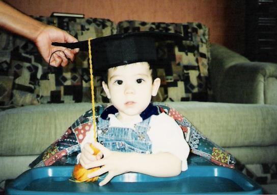 Graduación de Mariana Octubre 1997 Martha Magallanes