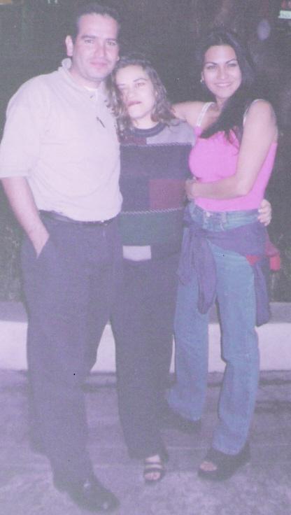 En La Gran Plaza 2001 Martha Magallanes