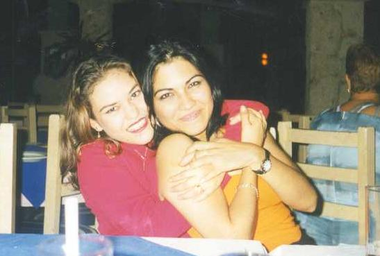Cumpleaños de Mariana 1998 Martha Magallanes