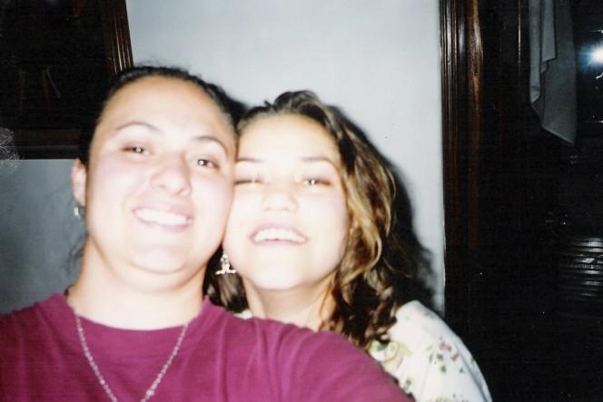 Silvia y Martha Martha Magallanes