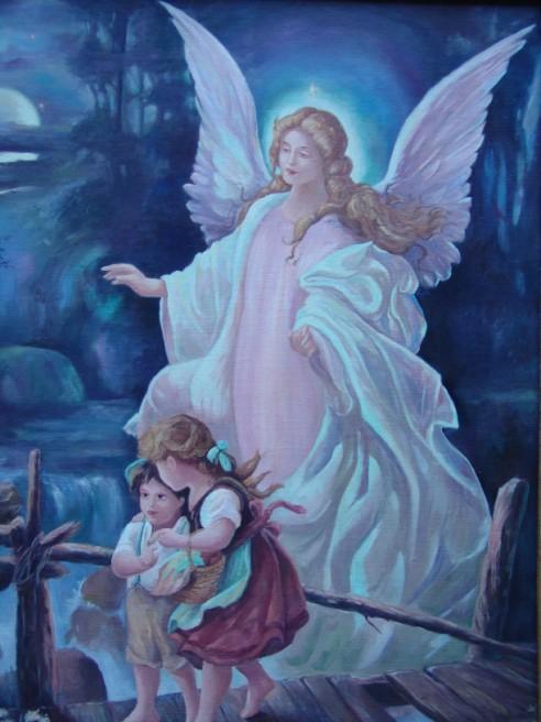 El Angel De La Guarda Martha Magallanes