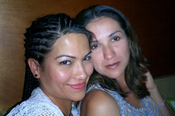 Alma  y Mariana   Martha Magallanes
